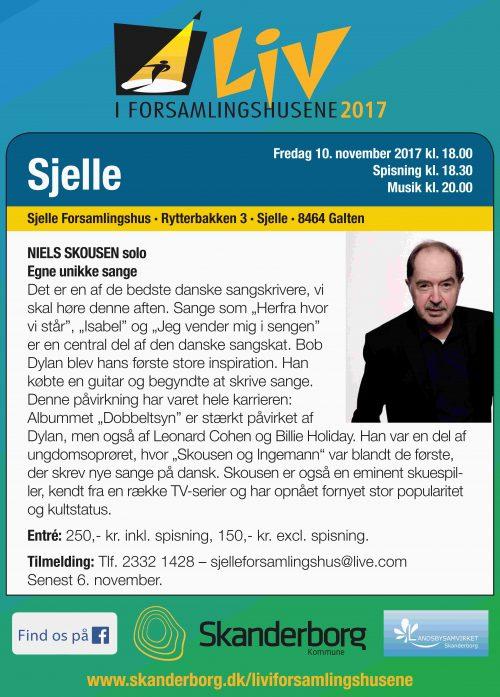 Liv i Forsamlingshusene @ Sjelle Forsamlingshus | Galten | Danmark