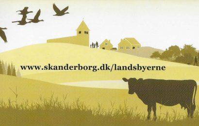 Landsbyudvikling: Procesplan og Invitation til Borgermøder