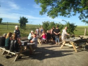 Pigeaften ved Pizzaovnen @ Sjelle Forsamlingshus | Galten | Danmark