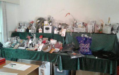 Sponsorer: Loppemarked Sjelle Forsamlingshus