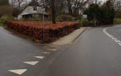 "Nyt fortov i ""S"" svinget på Voldbyvej"