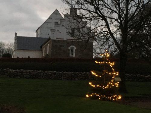 Juleaftens gudstjeneste i Sjelle Kirke @ Sjelle Kirke