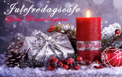 JuleFredagscafé i Sjelle Forsamlingshus