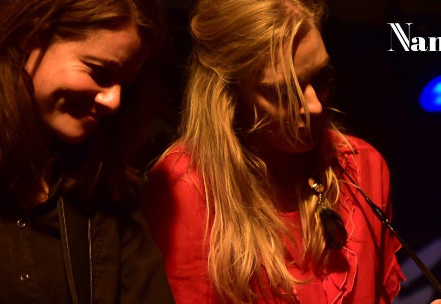 Spil Dansk / Støttekoncert med Nanna Larsen Duo 31/10