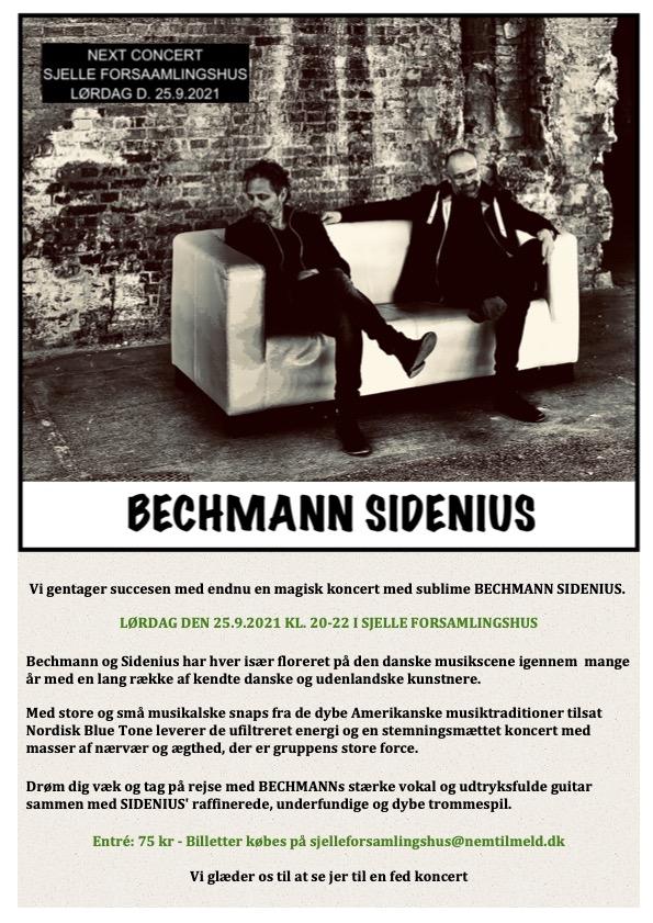 Koncert @ Sjelle Forsamlingshus